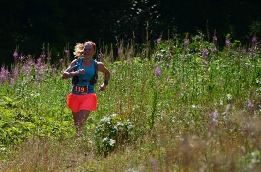Lori Anne Donald Trail Running
