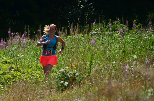 Lori Anne Donald Trail Running