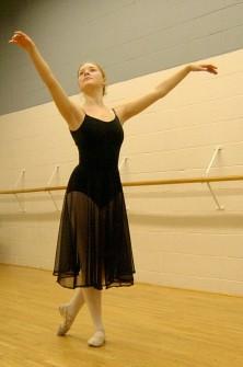 Lori Anne Donald - Ballet