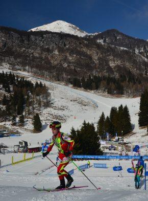 Lori Anne Donald Ski Mountaineering Racing