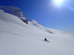 Stellar skiing