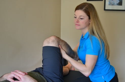 Lori Anne Donald Knee Physiotherapy